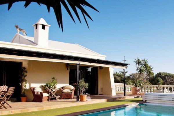 Breathing Space Retreats - Breathguru - Alan Dolan - The villa + Lanzarote